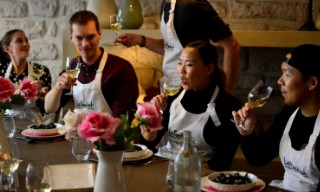 Evening Cooking Class and Dinner in Paris at Le Foodist