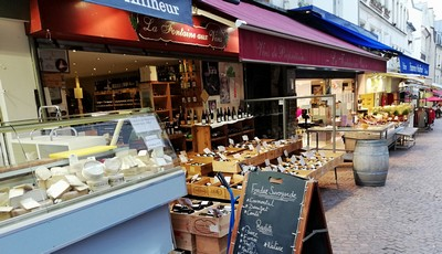 Food Tours in Paris