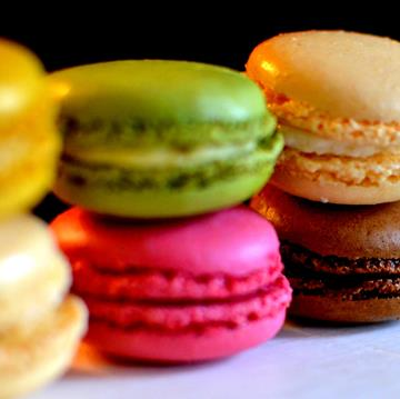 Advanced Macarons in Paris