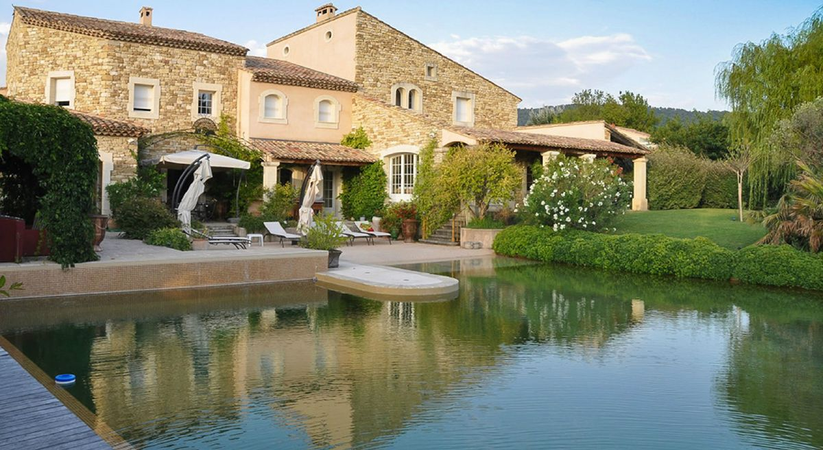Our Villa for Provence Cooking Course