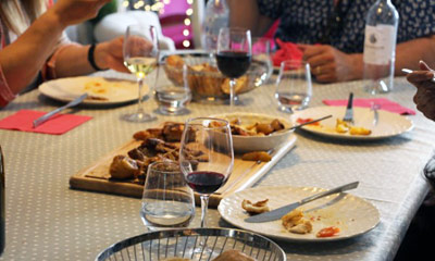 Residential Cooking Classes
